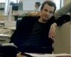 Journalist Haffner beim Meeting